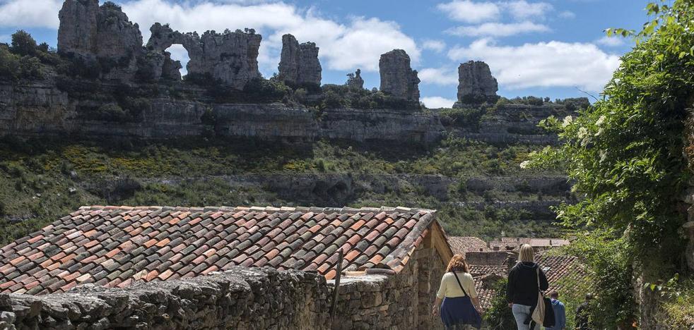La Junta invertirá 3,8 millones de euros en nuevas infraestructuras turísticas en Burgos