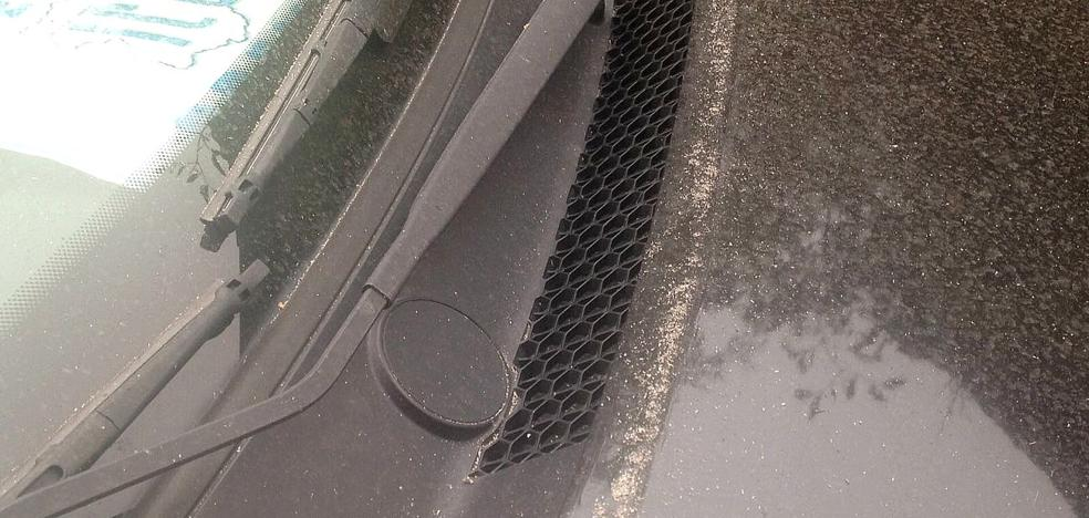 Llueve ceniza sobre León