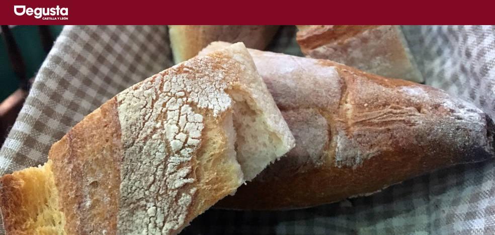 Cinco tipos de pan de Castilla y León