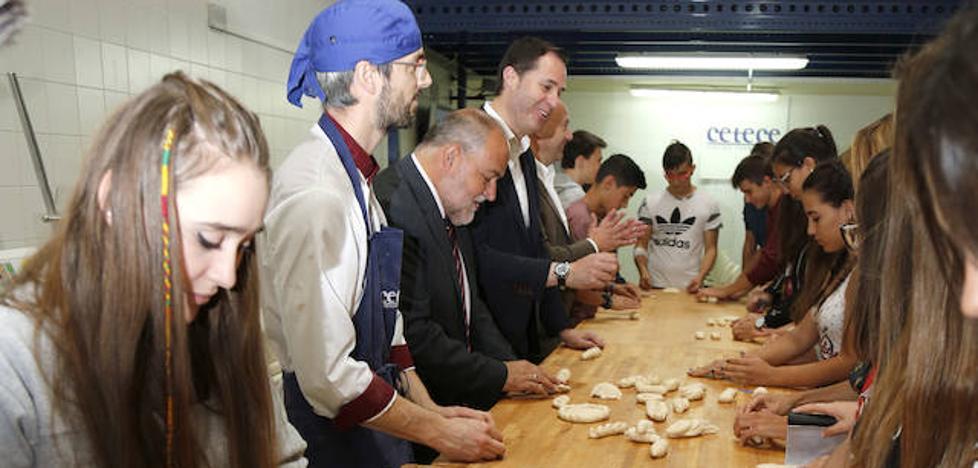 Palencia se vuelca en la promoción del pan para alcanzar su marca de garantía