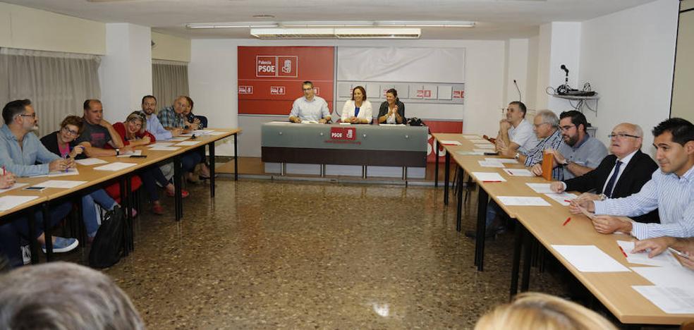 El PSOE de Palencia renovará los comités locales en noviembre
