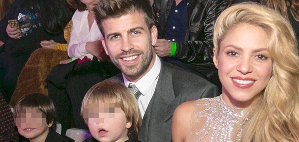 Una foto pone fin a los rumores de ruptura entre Shakira y Piqué