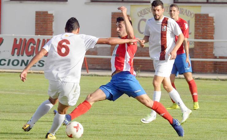 Triunfo del Tordesillas ante el Burgos (2-1)