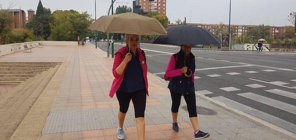 Llegan las lluvias