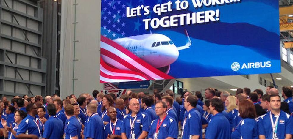 Airbus socorre a la canadiense Bombardier tras su guerra con EE UU