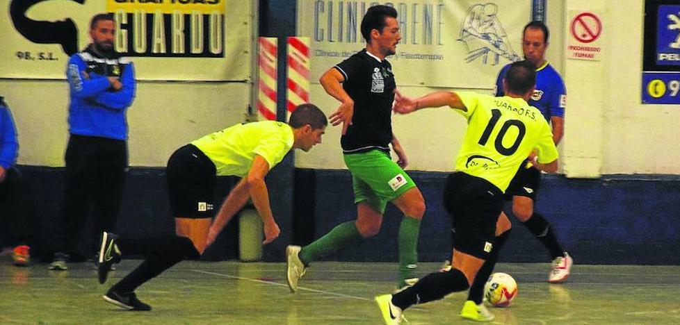 El Deporcyl Guardo se enfrentará al Xota en octavos de la Copa del Rey