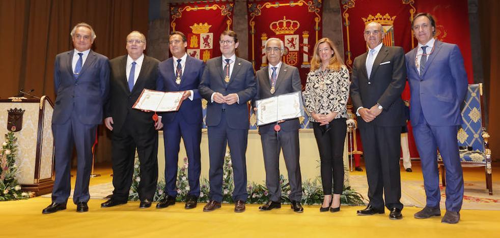 Medallas de Oro de la Ciudad para los valores del deporte y la tradición cofrade