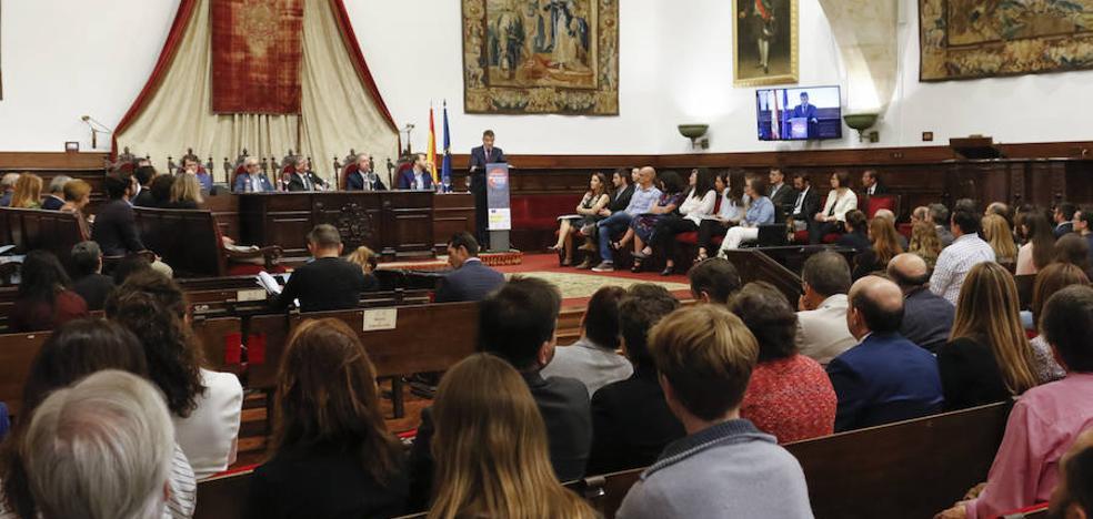 Marín: «Erasmus+ es el buque insignia de la integración europea frente al separatismo»