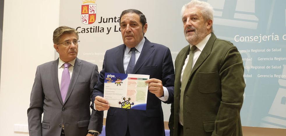 Sacyl destina a Salamanca más de 78.000 dosis de la vacuna antigripal