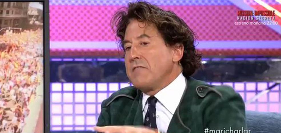 Álvaro Marichalar responde a Jorge Javier Vázquez tras su expulsión de 'Sábado Deluxe'