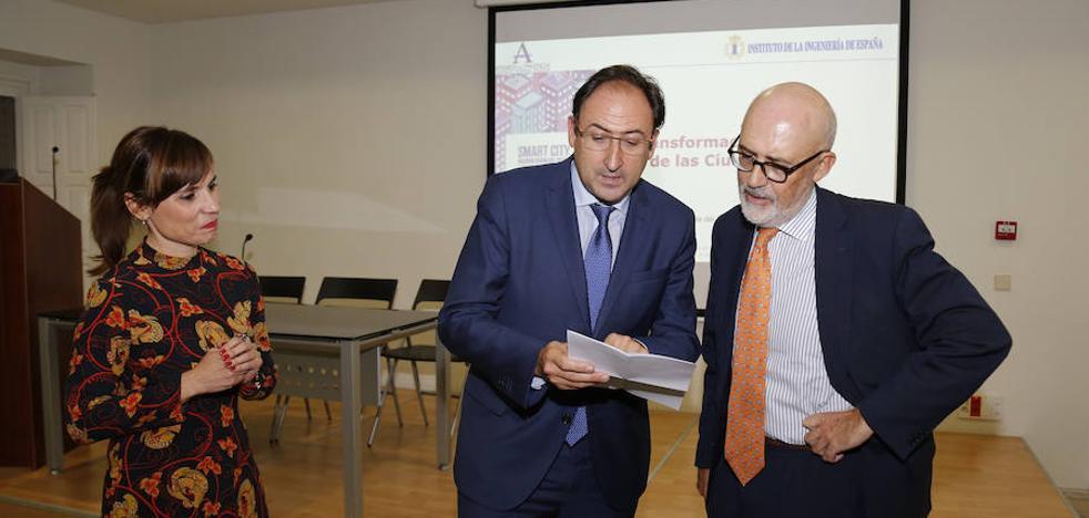 El alcalde apuesta por la filosofía Smart para cambiar Palencia «por completo»