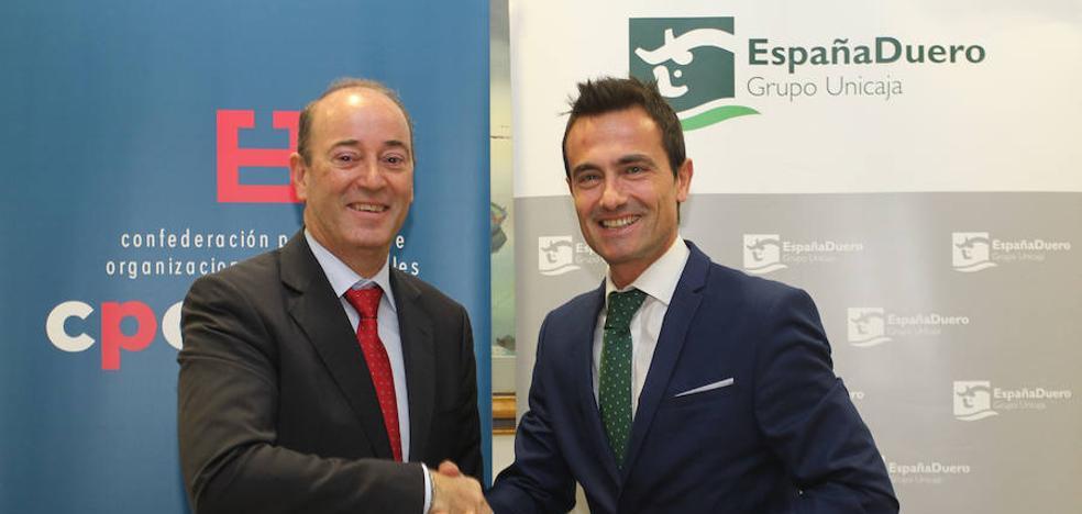 EspañaDuero ofrecerá condiciones especiales a los empresarios de Palencia