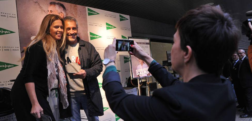 Sergio Dalma arrasa en Valladolid