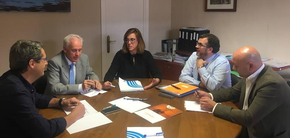 La Diputación trata de facilitar el transporte sanitario a los palentinos del medio rural
