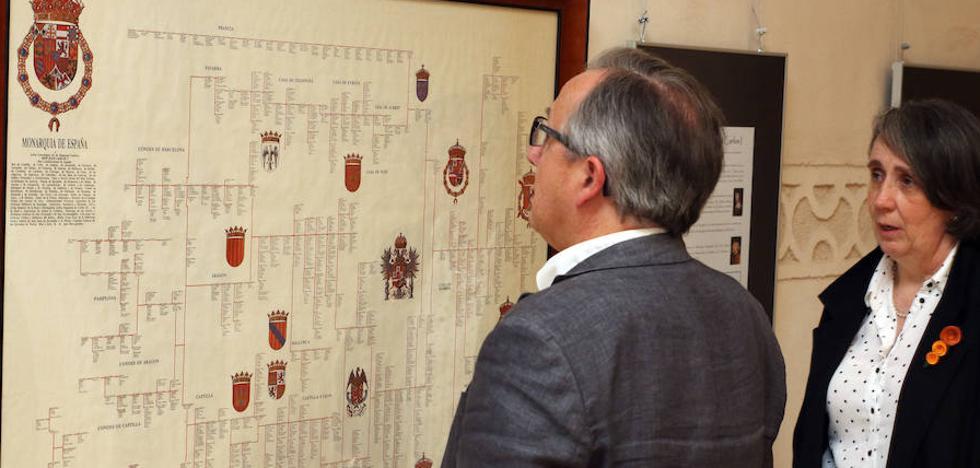 Por los 500 años de la llegada de Carlos I a España