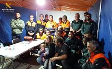 Una niña de 2 años extraviada en Ávila fue encontrada de madrugada arropada por su perro