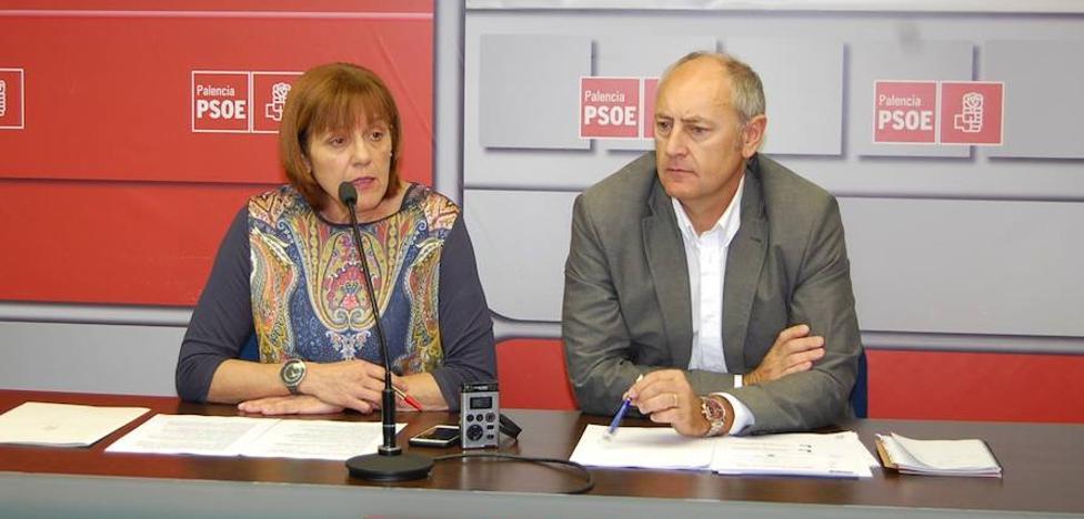 El PSOE de Palencia califica de continuistas los presupuestos de la Junta para Palencia