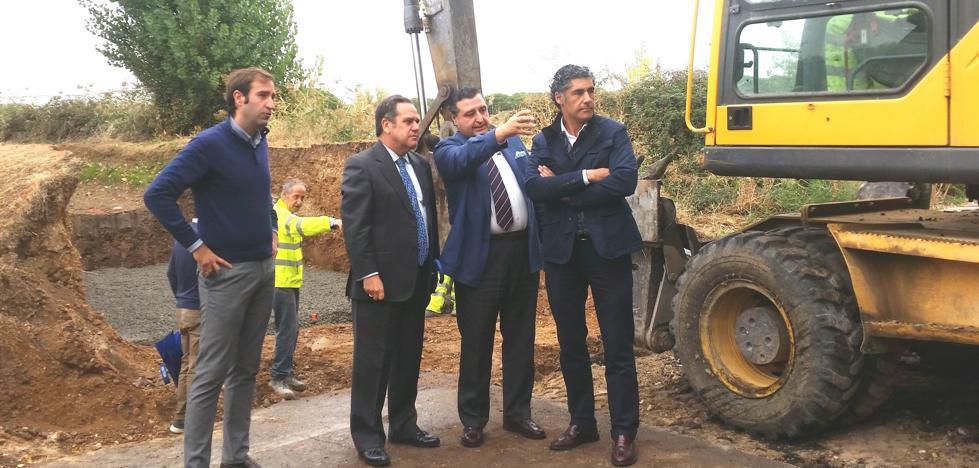 La Junta abrirá un kilómetro de carril bici en Simancas