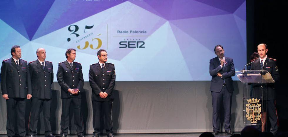 La Ser premia a los mejores de Palencia en su 35 aniversario