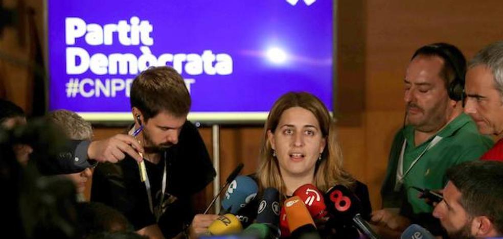 El PDeCAT avala a Puigdemont para levantar la suspensión de la independencia
