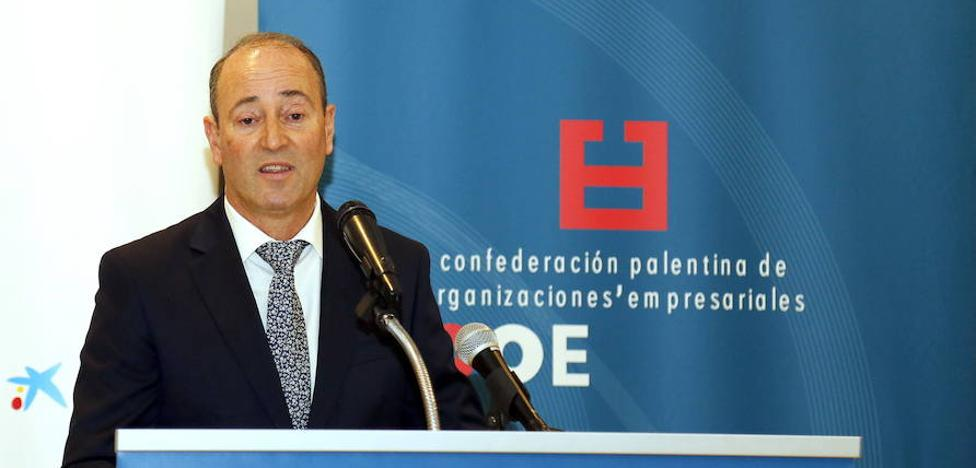 Los empresarios de Palencia solicitan que se restablezca la legalidad en Cataluña