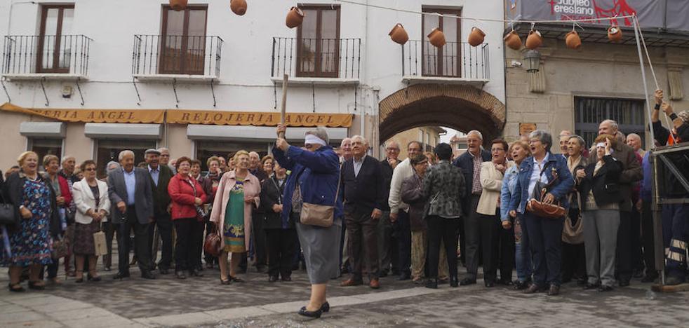 Los mayores protagonizan una nueva jornada de las fiestas patronales