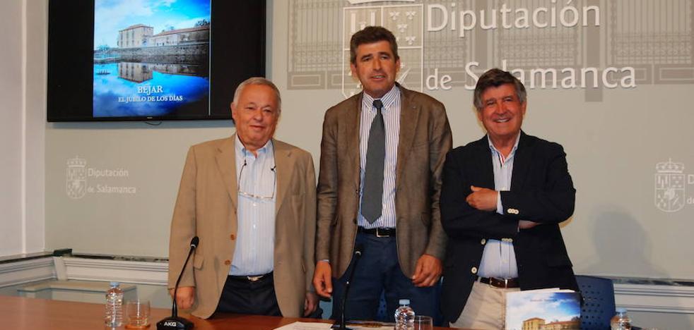 La Diputación reedita 'Béjar, el júbilo de los días' con 750 ejemplares