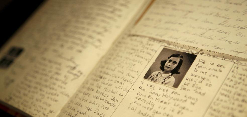 Ana Frank cobra vida en las viñetas y hace un guiño al público más joven
