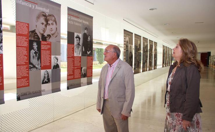 La Facultad de Ciencias de la Universidad de Valladolid cumple 75 años