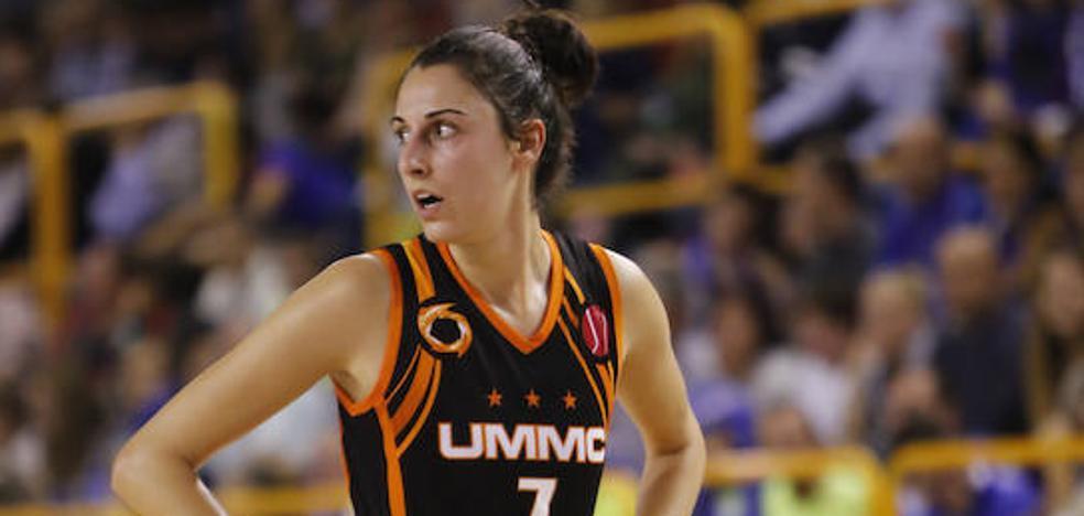 Alba Torrens: «En el Ekaterimburgo sabemos que si no damos el máximo no ganaremos en Salamanca»