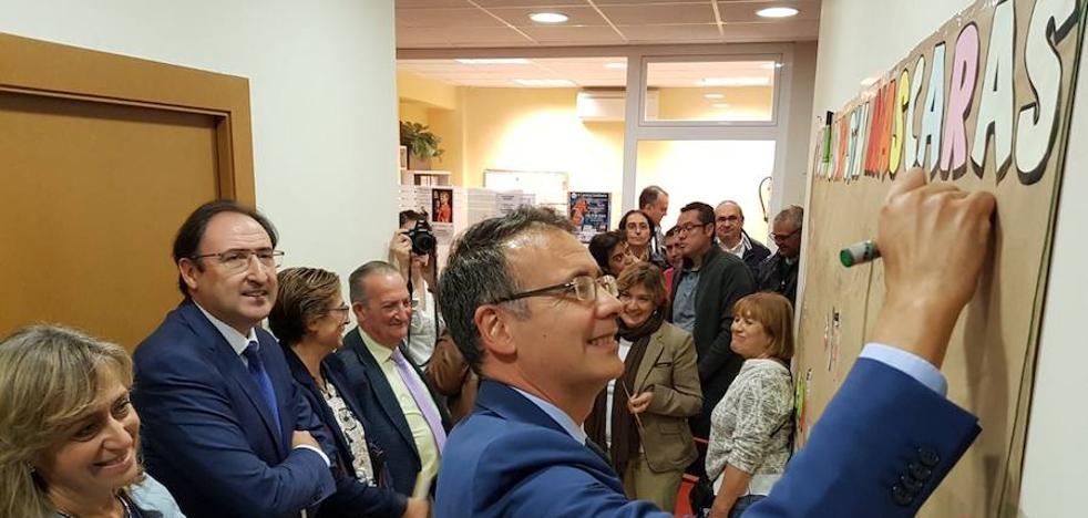 Jornada de puertas abiertas en la sede de Feafes
