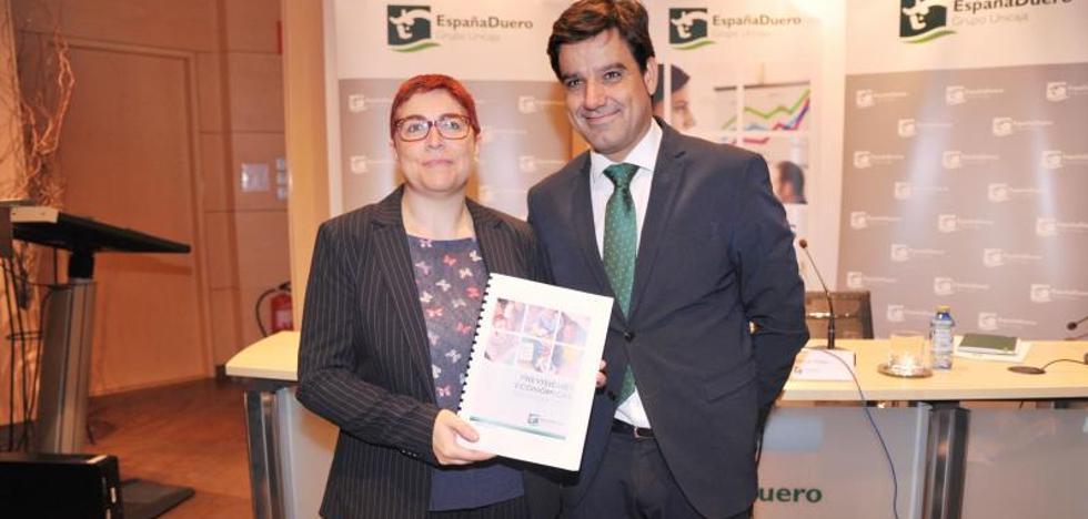 Castilla y León crecerá el 2,5% en 2017 y 2018 impulsada por los servicios y la construcción