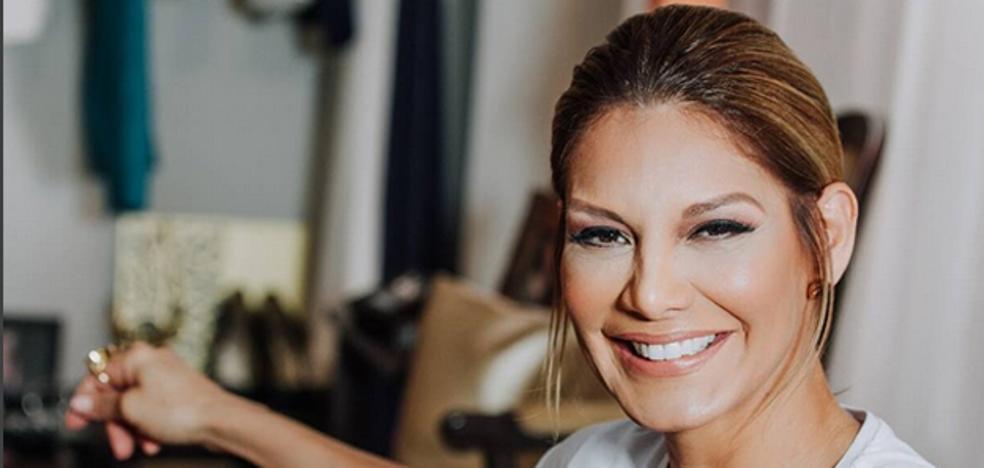 Ivonne Reyes celebra su 50 cumpleaños a lo grande
