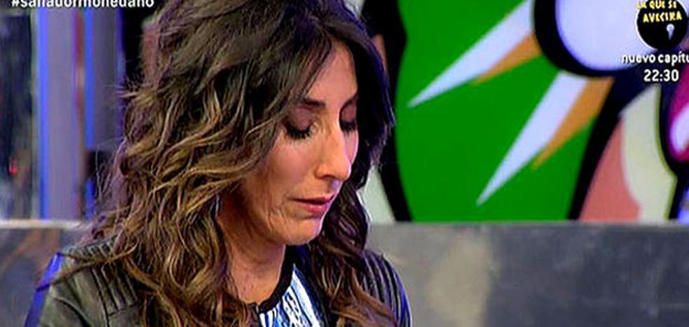 Paz Padilla molesta con Belén Esteban por no invitarla a su boda