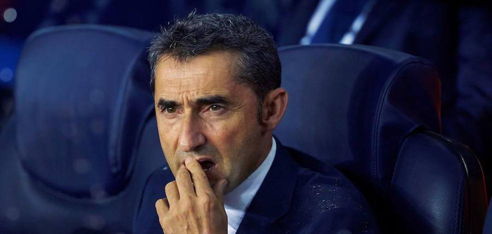 Valverde: «Por la tele yo también veo los partidos plácidos»