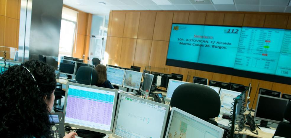 La Junta refuerza el servicio telefónico de emergencias sanitarias del 112 con más horas