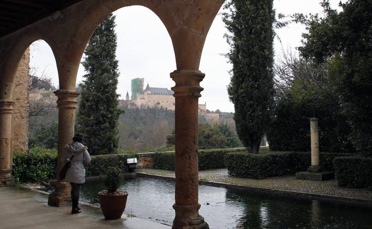 El Monasterio de Santa María del Parral de Segovia