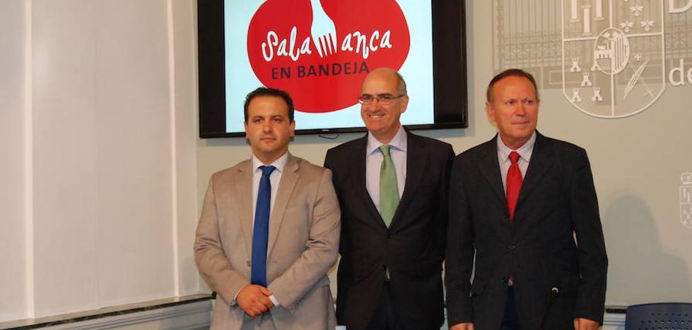 'Salamanca en bandeja', nuevo sello para impulsar un Club de Producto