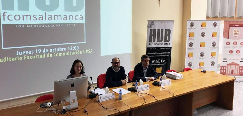 El espacio HUB reúne 20 proyectos sobre comunicación y marketing