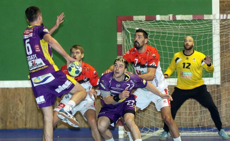 El Viveros Herol BM Nava sigue en la Copa del Rey