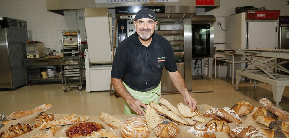 «El pan debe seducir, despertar emociones, que quien lo vea lo quiera poseer»