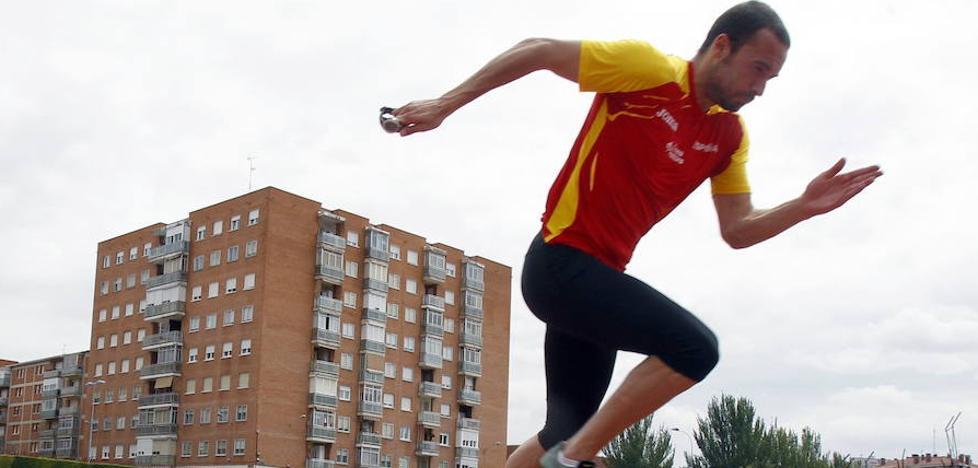 Diego Alonso abandona el atletismo después de veinte años
