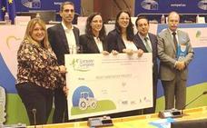 Tres hermanos de Autillo de Campos ganan el premio europeo Joven Agricultor Innovador