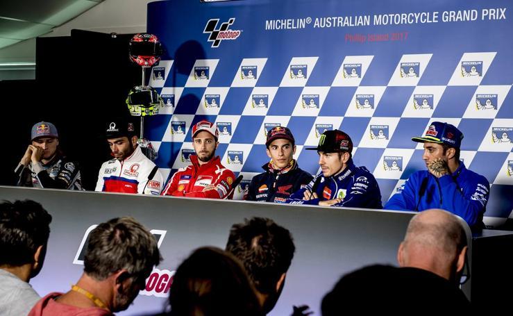 La primera jornada del GP de Australia, en imágenes