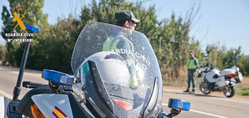 Detenido en Dueñas un conductor por circular con un coche robado y sin carné