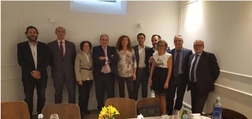 Empresarios de Madrid crean una asociación para denfender Palencia