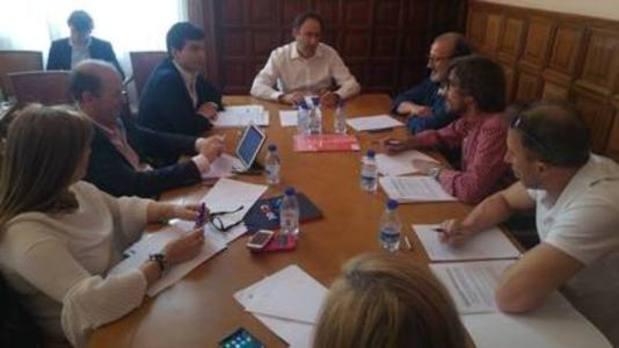 Empresarios y sindicatos de Palencia valoran de forma positiva las bonificaciones fiscales