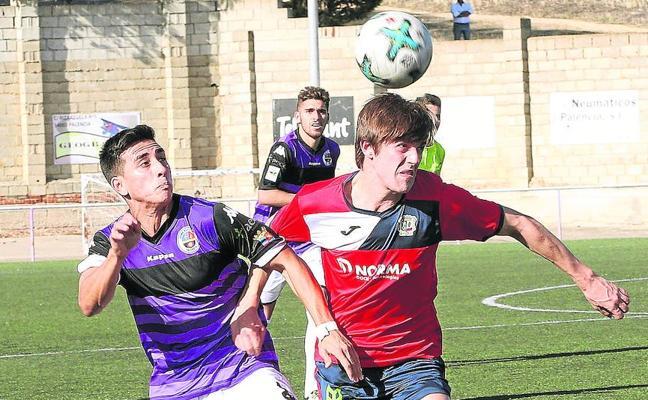 El Deportivo Palencia, a un abismo del objetivo