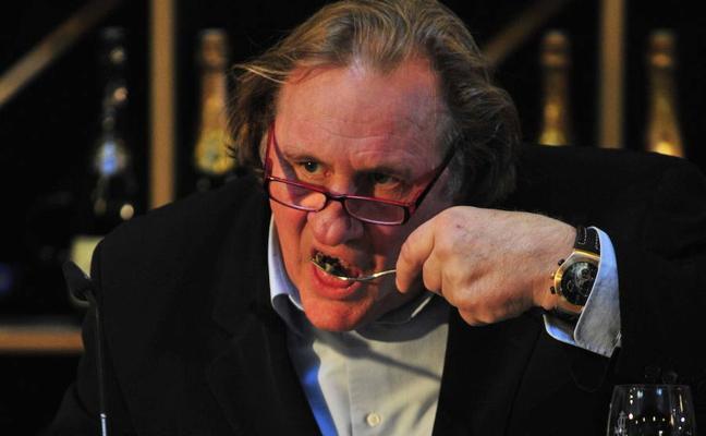 Depardieu: «Los franceses son tristes como la muerte»