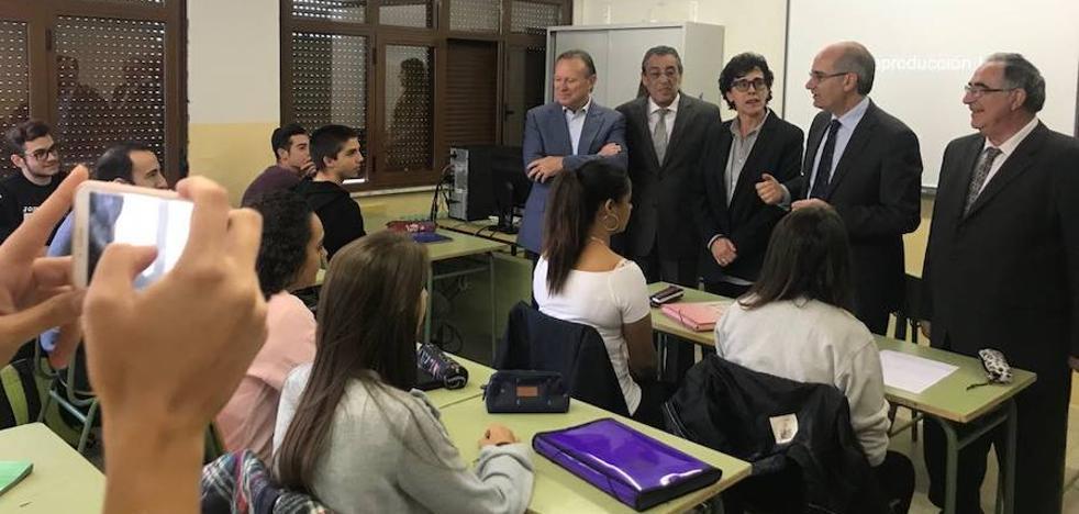 El IES Torres Villarroel estrena su Grado Superior de Ganadería